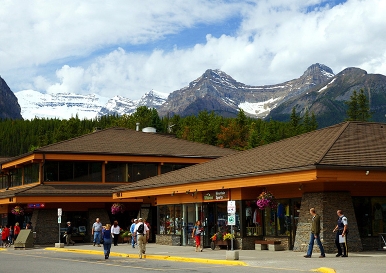 Commericial Vacancies Samson Mall Lake Louise